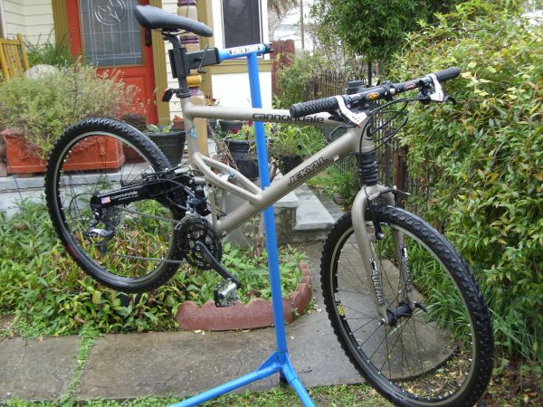 Cannondale Jekyll Full Suspension Bike  - $500 (Inner Loop)