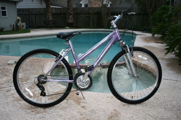 Columbia Trailhead Sport 26 Womens Front-Suspension Mountain Bike - $150 (Spring Texas)