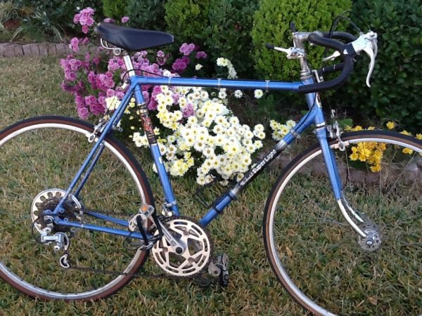 Bridgestone Kabuki(super light)road bike - $200 (Fm1960Jones Rd.)