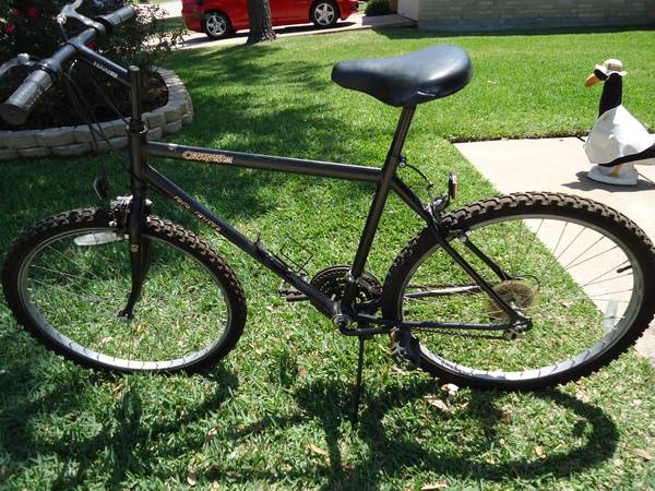 Black River Canyon 3 Bike - $125 (West Houston )