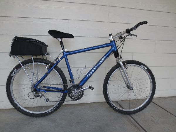 Cannondale F700 Mountain Bike Mens 1995 19 frame Excellent Condition - $600 (I-10 Eldridge Pkwy)