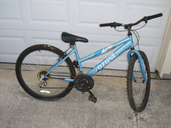 Aero Ozone 500 26 Mountain Bike - $40 (West Houston)