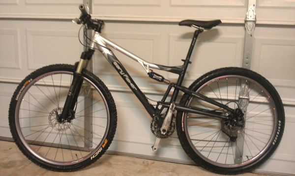 Gary Fisher Supercaliber 29er full suspension size Large - $1200 ((obo) west)