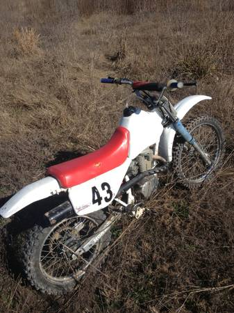 Honda Dirt Bike 100cc Great Condition - $800 (The Woodlands, Spring)