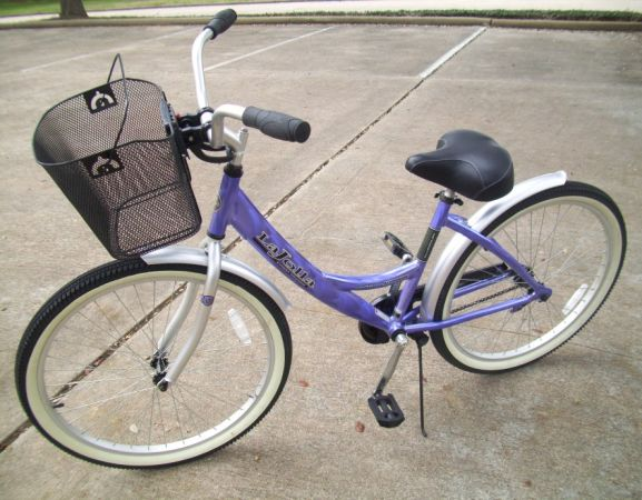 NEXT LaJolla STREET CRUISER BICYCLE - $55 (Missouri CitySugar LandKaty)