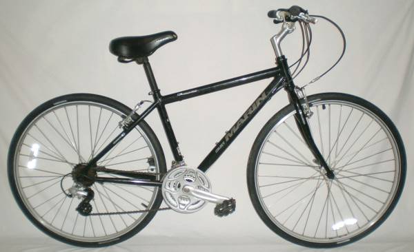 MARIN Kentfield Hybrid 21Speed Mountain Bike RIGID MTB Comfort Bicycle - $200 (Downtown Houston)