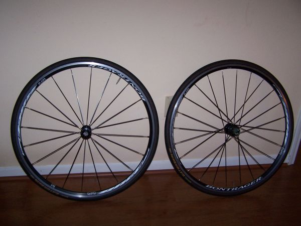 Bontrager Race L Wheelset 2012 - $300 (West Houston)