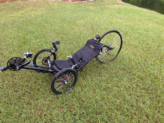 Catrike 700 FS - $2000 (Medical Center)
