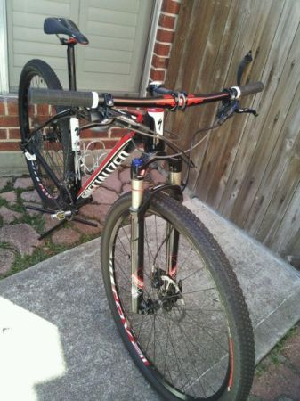 Specialized StumpJumper 2012 - $2000 (Tomball)