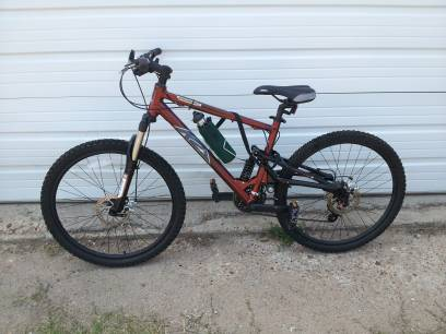 Mens K2 Sidewinder Mountain Bike Shimano - $179 (Spring Spring Cypress)