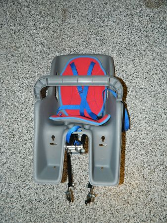 Bell Sports Bicycle Child Carrier Bike Seat - $20 (Sugar Land)
