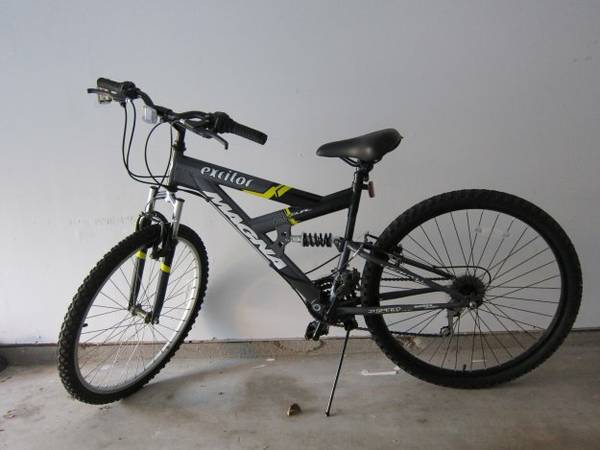 Like New Magna Excitor 21 Speed Bike Like New - $100 (Deer Park Pasadena La Porte)