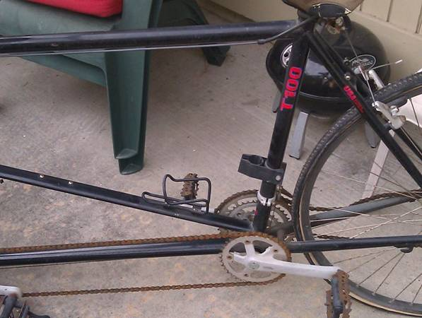 Trek Tandem T100 Doublecross Needs Complete Overhaul - $75 (SW Houston)