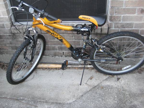 Huffy Alpine Mens 26-Inch Mountain Bike - $60 (NW HoustonCypress)