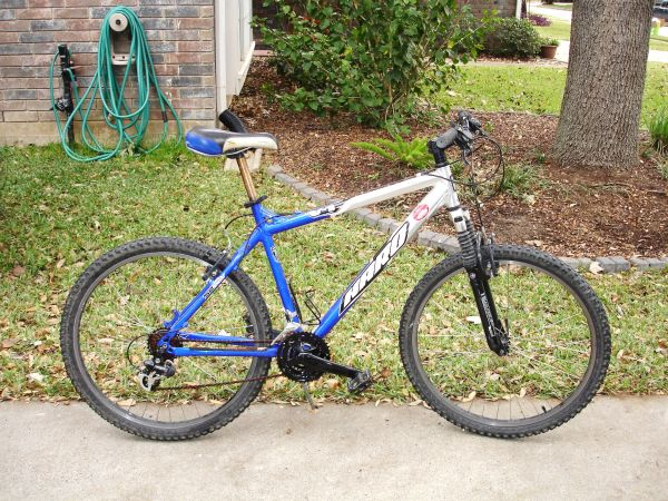 HARO V1  Mountain Bike  26 tires  all aluminum - $140 (Barker Cypress)