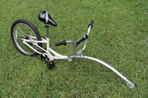 schwinn hitchhiker trailer tandem kids Got Twins - $50 (West Houston)