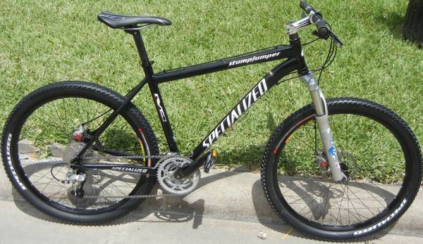 Specialized Stumpjumper disc M4 (houston)