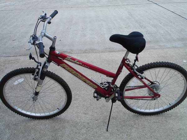 26, 21-Speed, Pacific Timber Trail Mountain Bike - $65 (Friendswood)