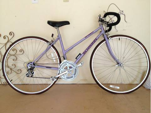 VINTAGE WOMAN39S SCHWINN SPRINT 10 SPEED - $90 (HOUSTONKATY)