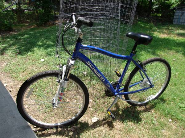 SCHWINN HYBRIDCITY BIKE - $115 (NORTH MED CENTER)