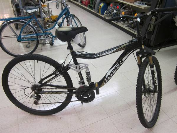 Hyper Explorer 2G Mountain Bike -   x0024 170  Spring  Tx