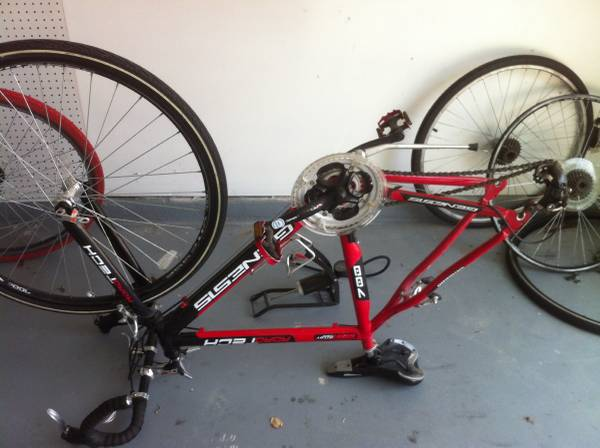 Men s genisis bike frame for sell -   x0024 60  pearland