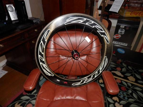 Zipp Wheel 808 - x00241150 (downtown houston)