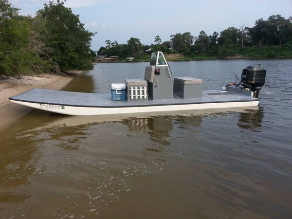 20 ft Flats Runner 200 Merc. Bay Boat . Priced to sell quick ...... - $6800 (Houston tx.)