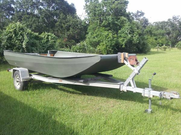Flounder Boat Air Motor For Sale