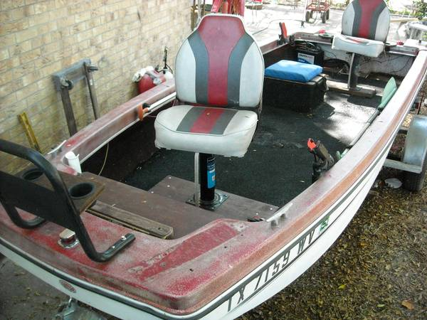 Monark fishing boat for sale for Used fishing boats for sale in houston
