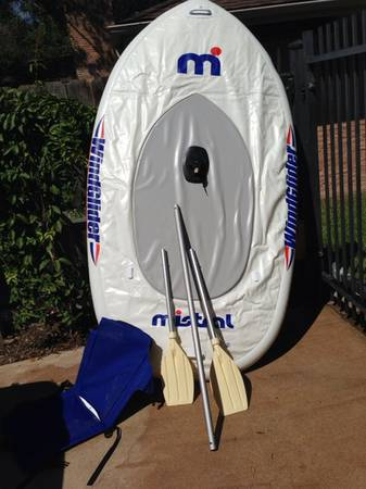 Sailboat kayak - Mistral WindGlider - $125 (Houston tx 77096)