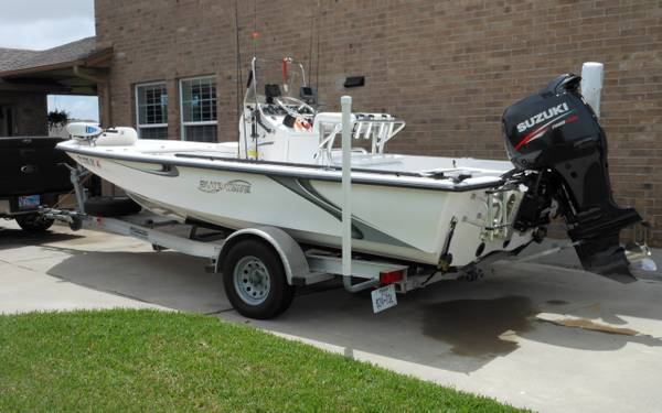 Blue Wave Flats Boat Fully Rigged - $27000 (Corpus Christi)
