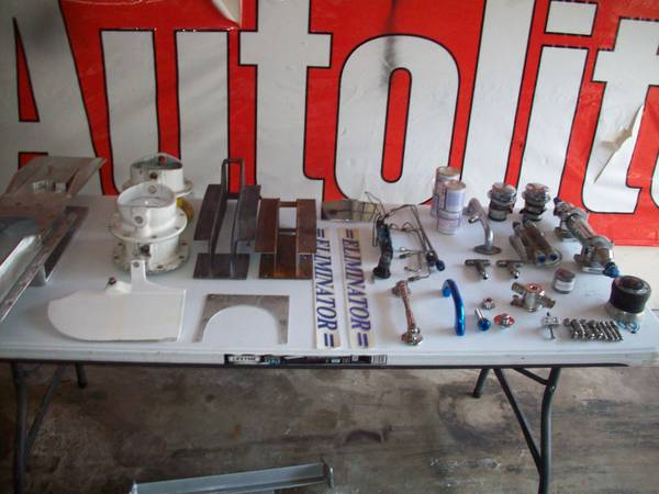 jet boat parts for sale - $11111 (huffman)