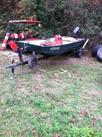 Jon Boat Houston For Sale