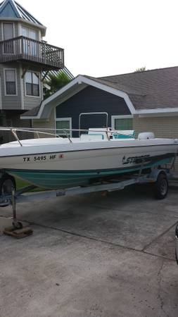 1994 Center Console Boat $4,500 OBO - $4500 (Kemah)