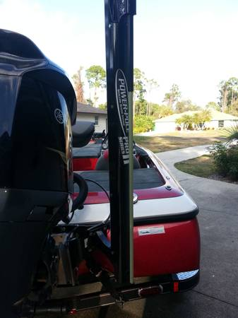 2013 FULLY RIGGED SKEETER ZX21YAMAHA 250 SHO - $51000 (port charlotte)