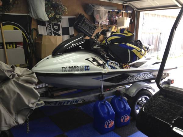 2001 Yamaha GP1300R FULL RACE JET SKI - $6000 (Katy)