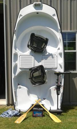 10 Ft. Pelican Pond Boat - $850 (Beach CityEast of Baytown)