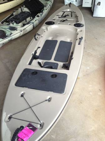 Diablo Adios Kayak - $1350 (Houston)