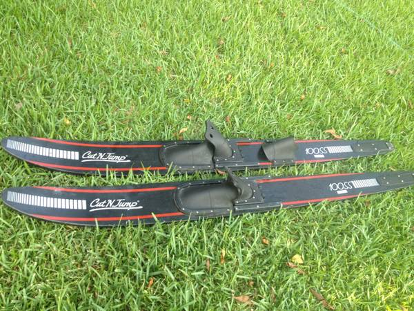 Water Skis, Cut N Jump 100SS - $90 (Lake Jackson, Tx)