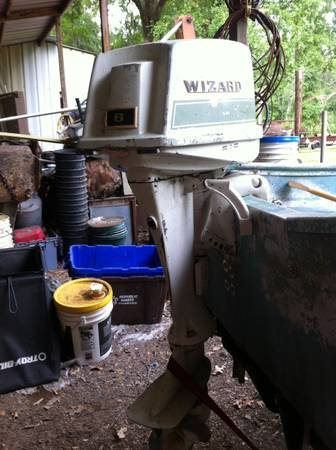 Wizard outboard for sale for Outboard motors for sale houston