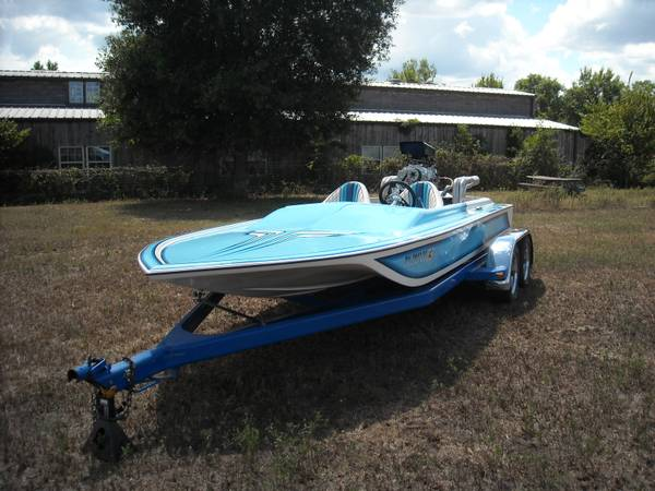 CP California Performance Jet Boat - $20500 (Montgomery)