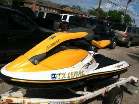 05 Seadoo 3D JET SKI - $2800 (Houston)