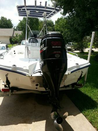 2004-24 FISHMASTER BY KENNER - $20000 (LEAGUE CITY)