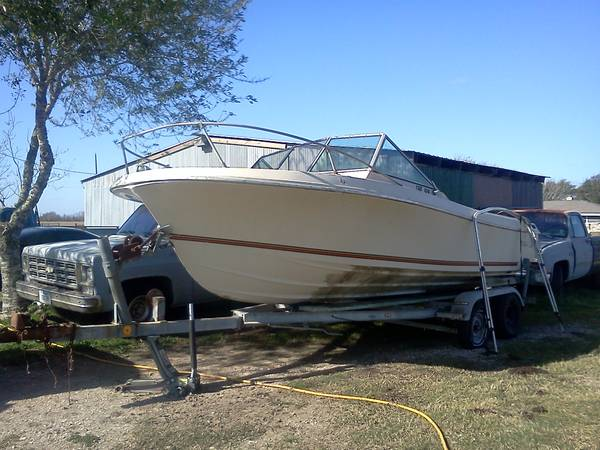 1987 wellcraft v20 - $1000 (iowa colony)