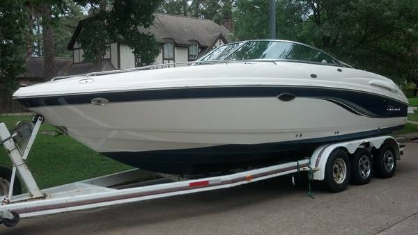 MUST SEE High End SkiBoat CHEAP EXCELLENT Condition Make Offer (Houston)