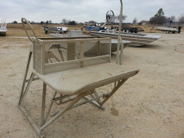 Engine Stand for Airboat - $800