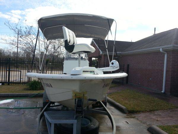 1999 VIP Sea Stealth 2000 115 hp Yamaha - $8500 (Katy )