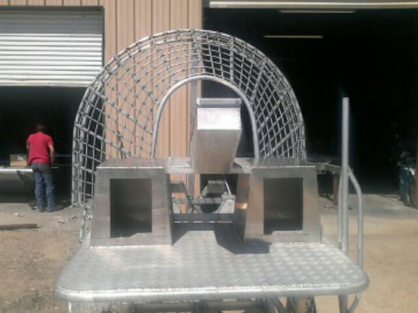 Engine Stand  Cage-AirBoat - $2850