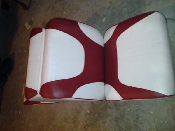 overtons boat seats - $300 (bacliff tx)